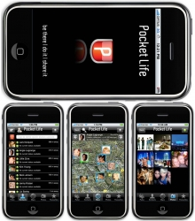 New iPhone Release of Pocketweb's Pocket Life App Kick-Starts Ambitious Roadmap for 2010
