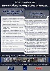 Get Code of Practice Compliance Solutions from Capital Safety