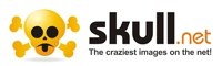 New Media Sharing Website - Laugh Your Head Off with Skull.net