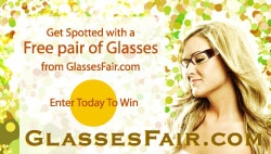March 16 - GlassesFair.com to Hold Drawing for Free Complete Pair of Prescription Eyeglasses