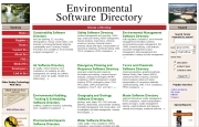 The Environmental Software Directory is Now Free