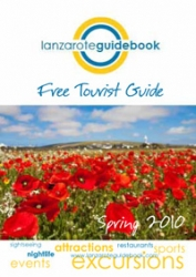 Win a Villa Holiday with Lanzarote Guidebook