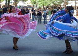 Cinco de Mayo in the West End