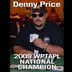 Moberly Missouri Man Claims the WPTAPL National Champion Title and Wins a $10,000 Seat