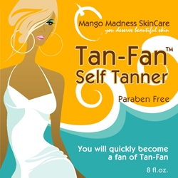 Mango Madness Skin Care Introduces Sunless Tanner