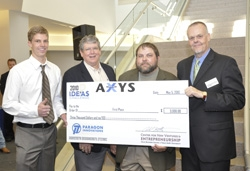 Paragon Innovations Sponsors Winning Entrepreneurial Idea at Texas A&M Annual Ideas Challenge