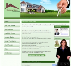 New Flash Designs for Real Estate Investing Web Sites Released