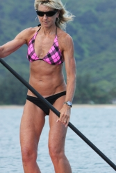 Documentary to Chronicle 52-Year-Old Woman's Quest to Compete in Grueling Ocean Endurance Event