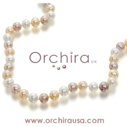 British Pearl Brand Orchira Enters U.S. Jewelry Retail Market with Over 700 Exquisite Pearl Jewelry Designs
