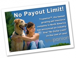 Trupanion™ Announces an Industry First in Pet Insurance