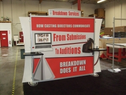 Portable Hybrid Trade Show Displays - Evo Exhibits