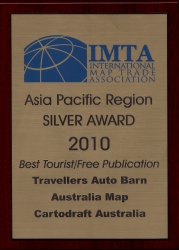 Travellers Auto Barn Honoured with Asia Pacific Regional Award