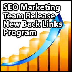 SEO Marketing Team Introduces New Program to Buy Back Links Packages