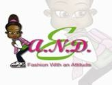 World's Youngest Editor-in-Chief, 11 Year Old Ajha Nicole Dortch of Atlanta, Introduces Her A.N.D. Magazine at Conversations –N- Converses®