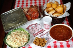 Cater a 4th  of July BBQ with Bubbalou's Bodacious BBQ