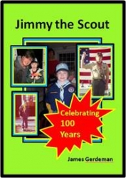 Book Honors Scout's 100 Years