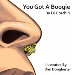 New Inspirational Booger Book from The PhazelFOZ Company