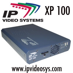 IP Video Systems' Latest Ultra HD Encoder/Decoder– the V2D XP 100 –a Small Form Factor Model Enables Remote Collaboration and Video Conferencing Over IP Networks