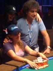The WSOP 2010 Ladies Got Their French Champion