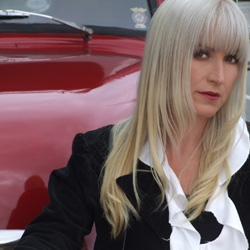 Aly Cook - Nominee for New Zealand Female Country Artist of the Year 2010