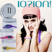 Katy Perry Nails Summertime with IOION Watches