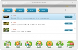 Freemake Video Converter: All-in-One Free Video Converter