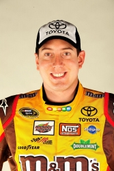 Partners Toyota of Scranton and Kyle Busch Motorsport Sponsor #18 Tundra in the Camping World Truck Series, Pocono Mountains 125