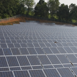 EETN and Sharp Complete Successful Installation of TVA Region's Largest Solar Power Plant;  Dedication Ceremony Draws Business Leaders and Top Government Officials