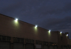 Northern Border Stays Secure While Saving Energy with LumaSmart LED Wallpacks