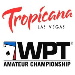 World Poker Tour Amateur Poker League and Tropicana Las Vegas Announce Best-In-Class Partnership
