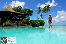 Pacific Resorts Finalist in the 2010 HM Awards