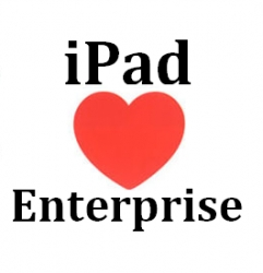 iPad Loves Enterprise -- Build Groovy, Powerful iPad Front-Ends for Legacy Data.  iPhone too.