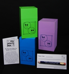 Give Children the Gift of Anxiety Coping Skills with My Worry Box