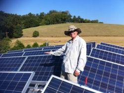Construction Art Completes the First State Funded Solar Project in Tennessee
