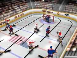 Stinger Table Hockey Shoots to the iPad and iPhone 4