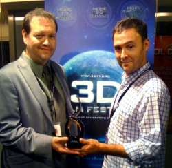 Pith-e Productions Show Safety Geeks Wins Best 3D Episodic Television Series or Pilot at Los Angeles 3DFF Festival