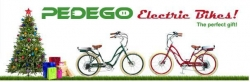 Consider the Pedego Electric Bike for a Great Christmas Gift