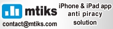 mtiks Announces Free Piracy Analytics for iPhone/iPad Apps