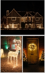 Professional Holiday Lighting Services Now Being Offered in New Jersey
