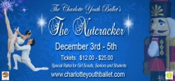 The Nutcracker - Presented by the Charlotte Youth Ballet