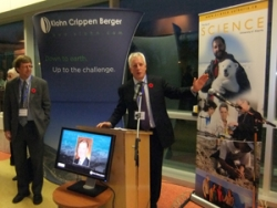Klohn Crippen Berger Co-Hosts Opening of the North Lecture Theatres at the University of Alberta