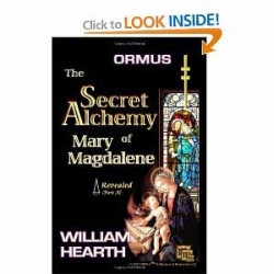 Eagerly Awaited Novel by William Hearth Ponders Secret Alchemy of Mary Magdalene