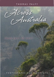 Across Australia from East to West – Thomas Palfy's Latest Book Published