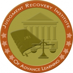 Judgment Recovery Institute Now Opens Registration for
