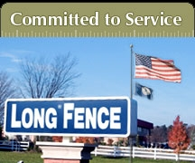 Long® Fence Supports 2010 US Marine Corps Toys for Tots Campaign