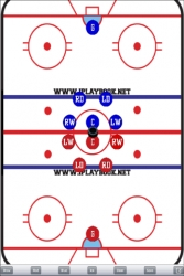 iPlayBook IceHockey Gives Coaches, Players and Fans a New Way to Draw Plays