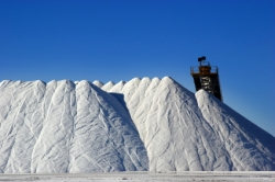 Rock Salt Now Available in New Jersey and Staten Island for Winter Season