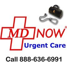 Influenza Case Now Being Reported in Palm Beach County, Florida by MD Now Urgent Care Centers