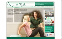 Alliance HPT Revamps Website; Dedicates Features for the Healthy, Wealthy and Wise Challenge