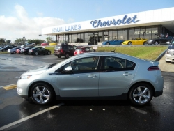 2011 Chevy Volt Arrives at Miami Lakes Chevrolet at the Miami Lakes Automall